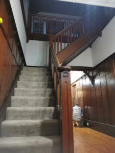 Hp-Geelong-Interior-Preparation-to-paint-stairs